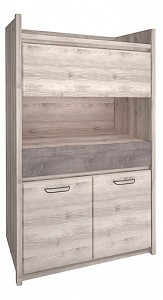 Шкаф комбинированный Jazz 3D1SN