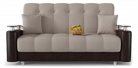 Прямой диван-кровать Бруклин Делюкс Книжка / Диваны / Мягкая мебель