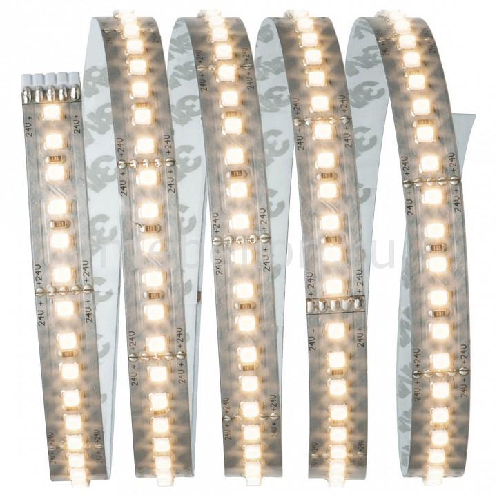 Купить Комплект с лентой светодиодной [1.5 м] ULTRALED 70585, Paulmann, серый, металл