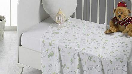 Пеленка (120x120 см) Fertelli