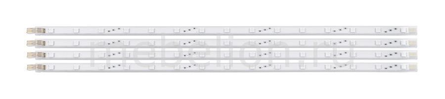 Комплект c 4 модулями светодиодными (1.6 м) Led Stripes-System 92049