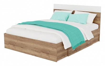 Кровать полутораспальная Диана с матрасом PROMO 2000x1400
