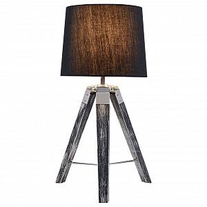 Настольная лампа деревянная Amistad LSP-0555