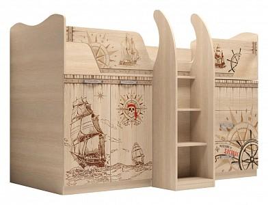 Детская кровать чердак Квест-9 IZH_58754