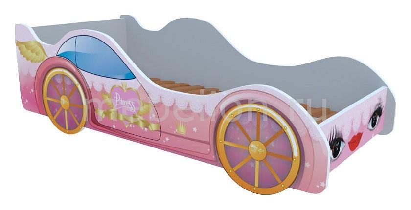 Купить Кровать-Машина Принцесса M044