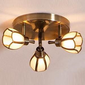 Спот поворотный Альтен, 3 лампы G9 по 40 Вт., 6.67 м², цвет молочный сатин