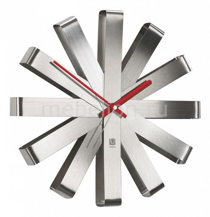 Настенные часы Umbra (31 см) Ribbon 118070-590