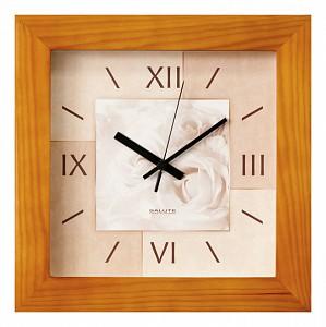 Настенные часы (31x31 см) ДС - 2АА27 - 444