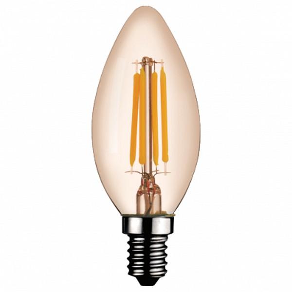 Лампа светодиодная E14 6Вт 220В 2700K 98356,33