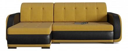 Угловой диван-кровать Генри еврокнижка / Диваны / Мягкая мебель