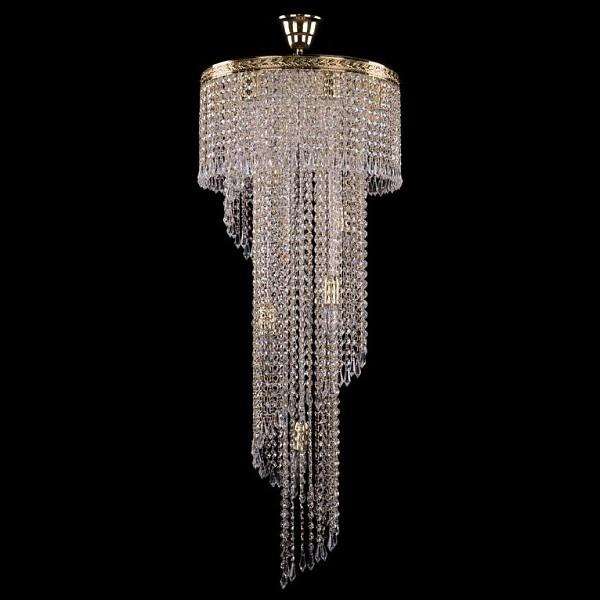 Люстра на штанге 8311/40-100/G Bohemia Ivele Crystal 8311/40/100/GD  (BI_8311_40_100_GD), Чехия