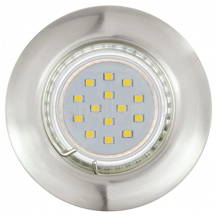 Купить Комплект из 3 встраиваемых светильников Peneto 94237, Eglo