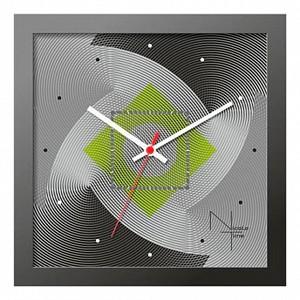 Настенные часы (35х35 см) Nicole Time