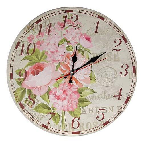 Настенные часы Акита (40 см) AKI C40-3 цена и фото