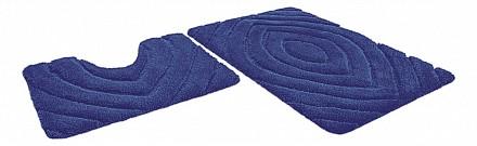 Набор из 2 ковриков для ванной  Рremium