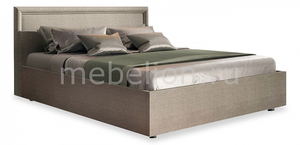 Кровать двуспальная с подъемным механизмом Bergamo 160-200