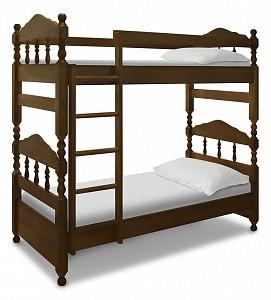 Двухъярусная кровать190х80 Ниф ниф SHL_D036