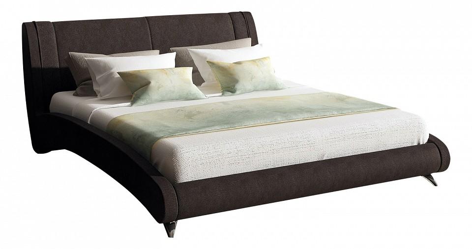 Кровать двуспальная с матрасом и подъемным механизмом Rimini 160-190