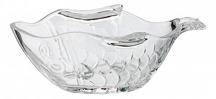 Чаша декоративная (19x14x6.5 см) Рыба 355-297