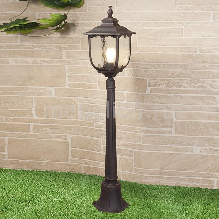 Купить Наземный высокий светильник Sculptor F капучино (арт. GLXT-1407F), Elektrostandard, Россия