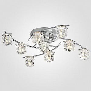 Люстра LED пультом д/у 80105 EV_79851