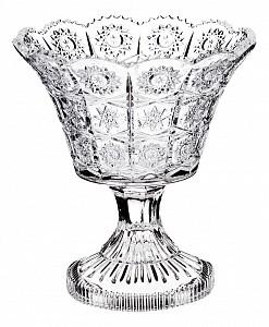 Чаша декоративная (17х19 см) Muza Crystal 695-016