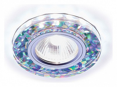 Точечный потолочный светильник Led S225 AMBR_S225_W_CH_WH