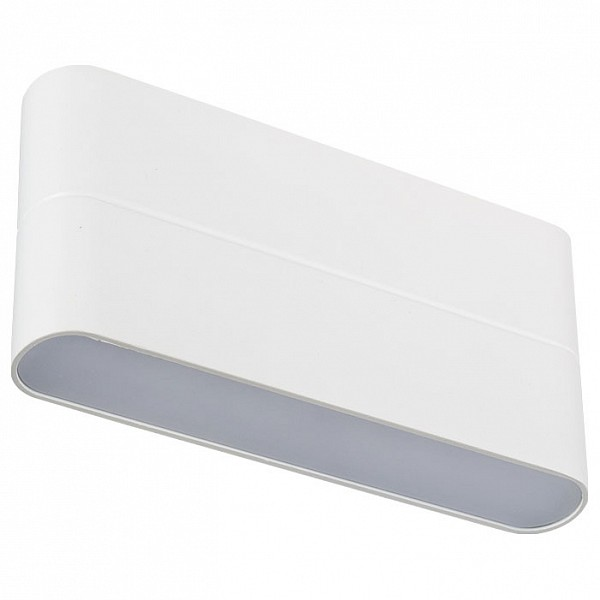 Накладной светильник Sp-wall-1 SP-Wall-170WH-Flat-12W Warm White ARLT_020802