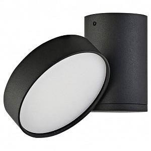 Светодиодный потолочный светильник 15 вт DL18811 do_dl18811_15w_black_r_dim