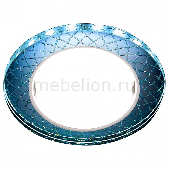 Встраиваемый светильник Ambrella AMBR_G245_CH_PR_CLD от Mebelion.ru