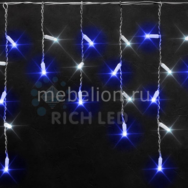 Светодиодная бахрома RichLED RL_RL-i3_0.5F-T_BW от Mebelion.ru