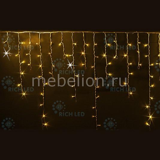 Светодиодная бахрома RichLED RL_RL-i3_0.9F-CW_Y от Mebelion.ru