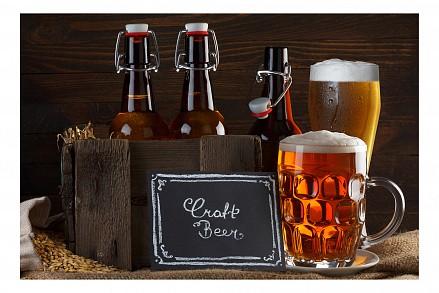 Панно (60х40 см) Пиво 132454470