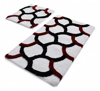 Набор ковриков для ванной Elegant