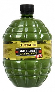 Жидкость для розжига (1 л) Boyscout Парафиновая 61037