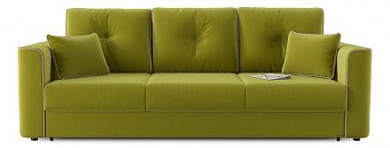 Прямой диван-кровать Турин Еврокнижка