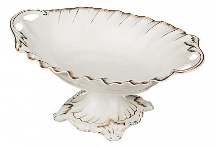 Чаша декоративная (30x20x12 см) Зефир 590-211