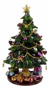 Ель новогодняя (14x14x23 см) Елка 175-101