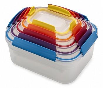 Набор из 5 контейнеров (24.4x19.9x10.8 см) Nest Lock 81081
