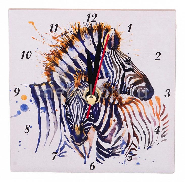 Настольные часы АРТИ-М (10x10 см) Зебры 354-1308 арти м 30х60 см уютный дворик 354 920