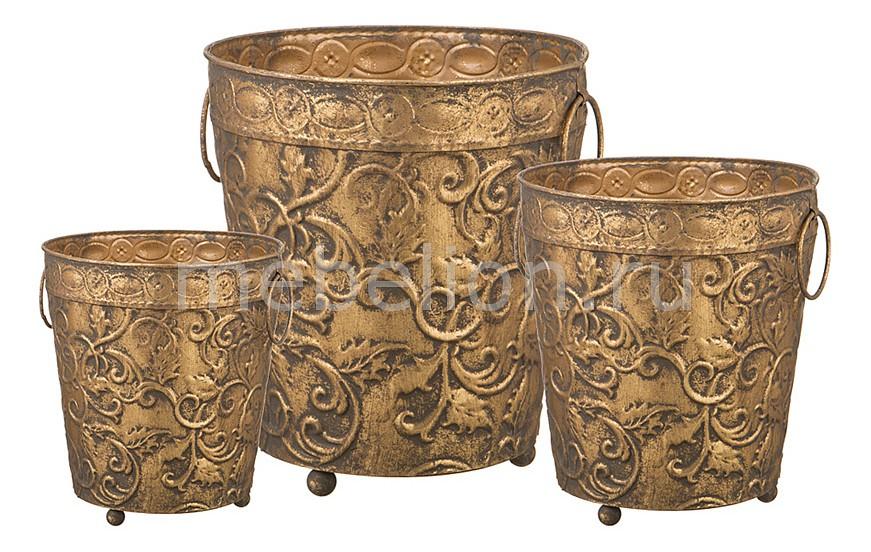 Ваза настольная АРТИ-М Набор из 3 ваз настольных 223-039