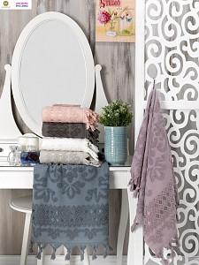 Набор из 6 банных полотенец (70x140 см) Love Secret  Larina