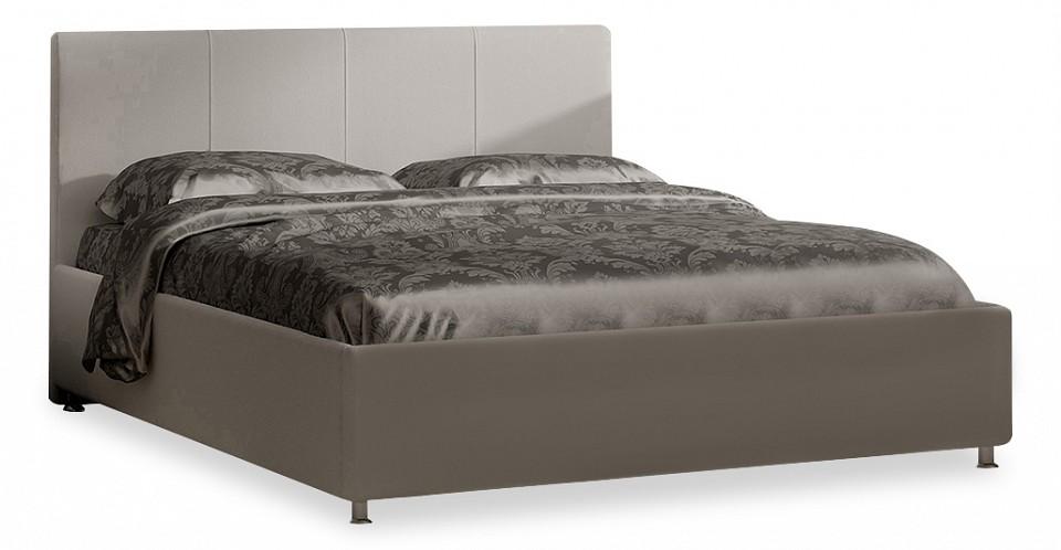 Кровать двуспальная с подъемным механизмом Prato 160-200