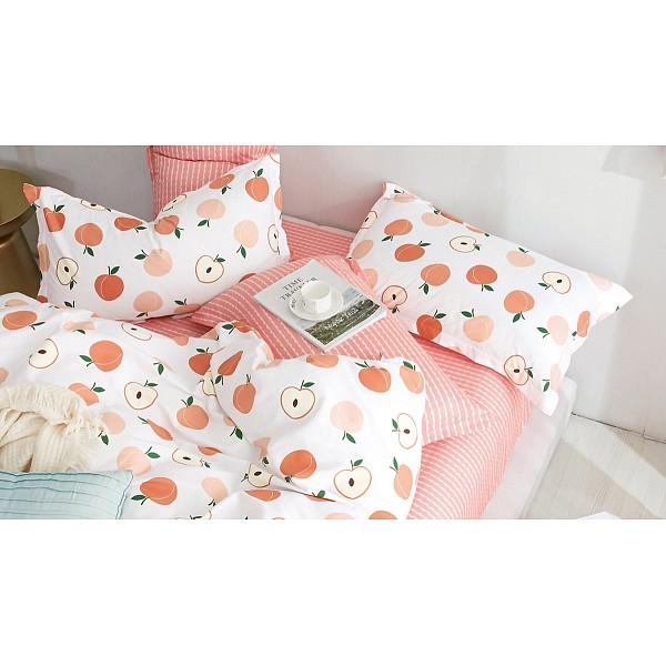 Комплект полутораспальный Персиковое настроение Cleo CLE_15_486-SL