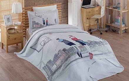 Комплект с покрывалом полутораспальный SAN-DIEGO
