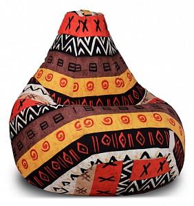 Кресло-мешок Африка Жаккард L