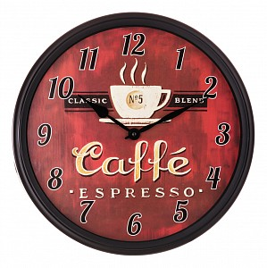Настенные часы (35.5 см) Chef kitchen 220-158