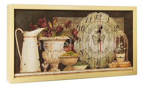 Настенные часы Акита (60х30 см) AKI 3060-9