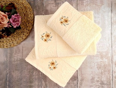 Банное полотенце (90x150 см) Loya