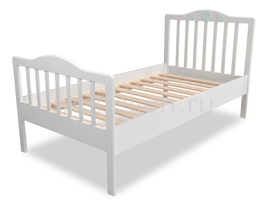 Кровать Лилу НМ 041.06, Лилу НМ 041.06